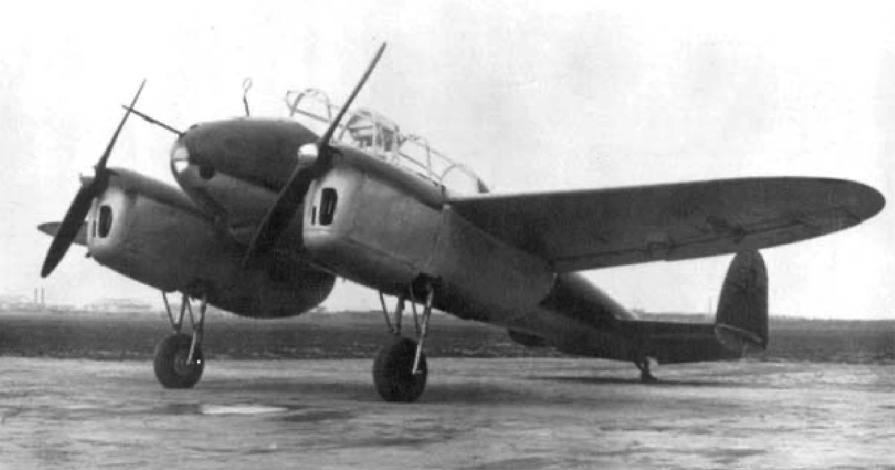 """PWS-33 """"Wyżeł"""". Photo of LAC"""