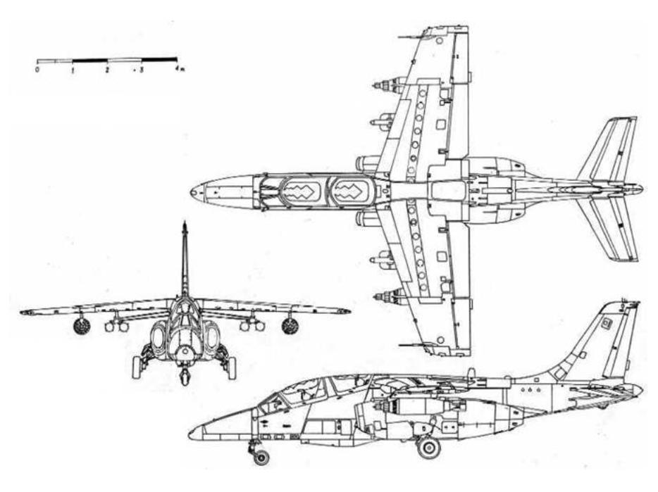 PZL I-22 Iryda. 1985 rok. Zdjęcie LAC