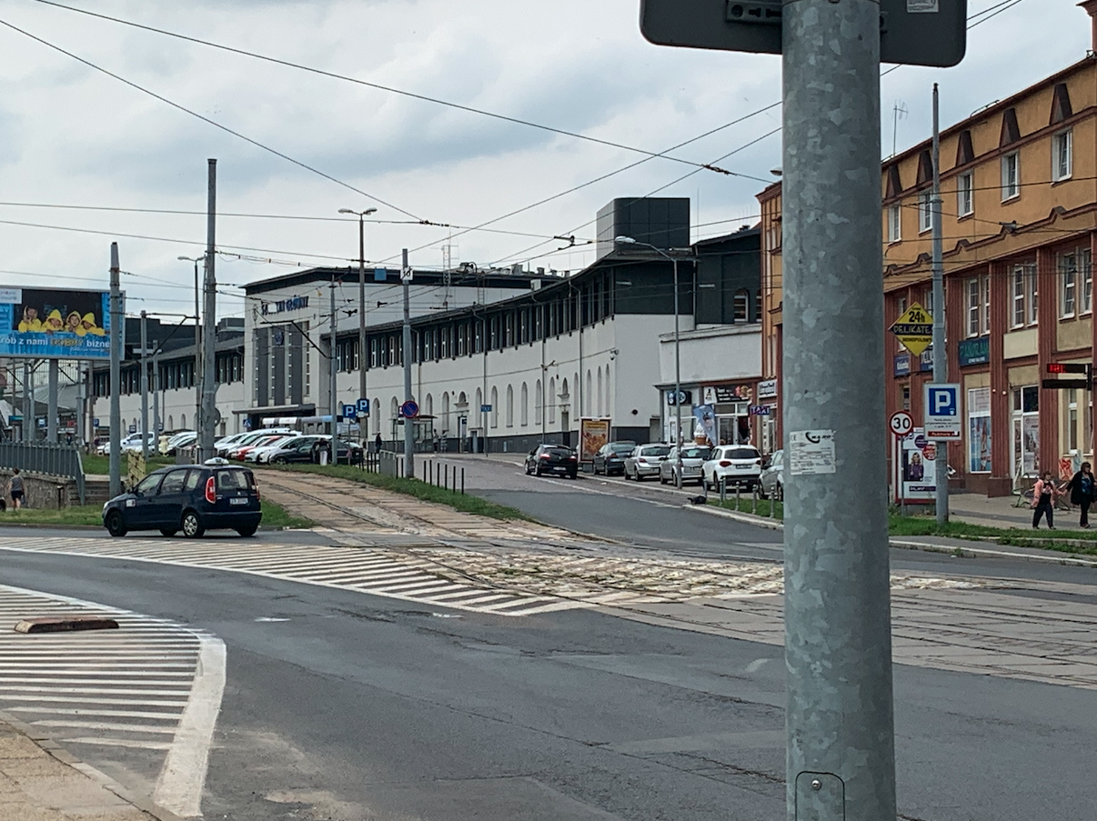 Szczecin Main. 2021. Photo by Karol Placha Hetman