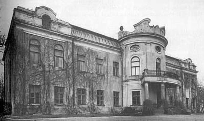 Pałac Grandowskich z XVII wieku w Nowym Mieście nad Pilicą.