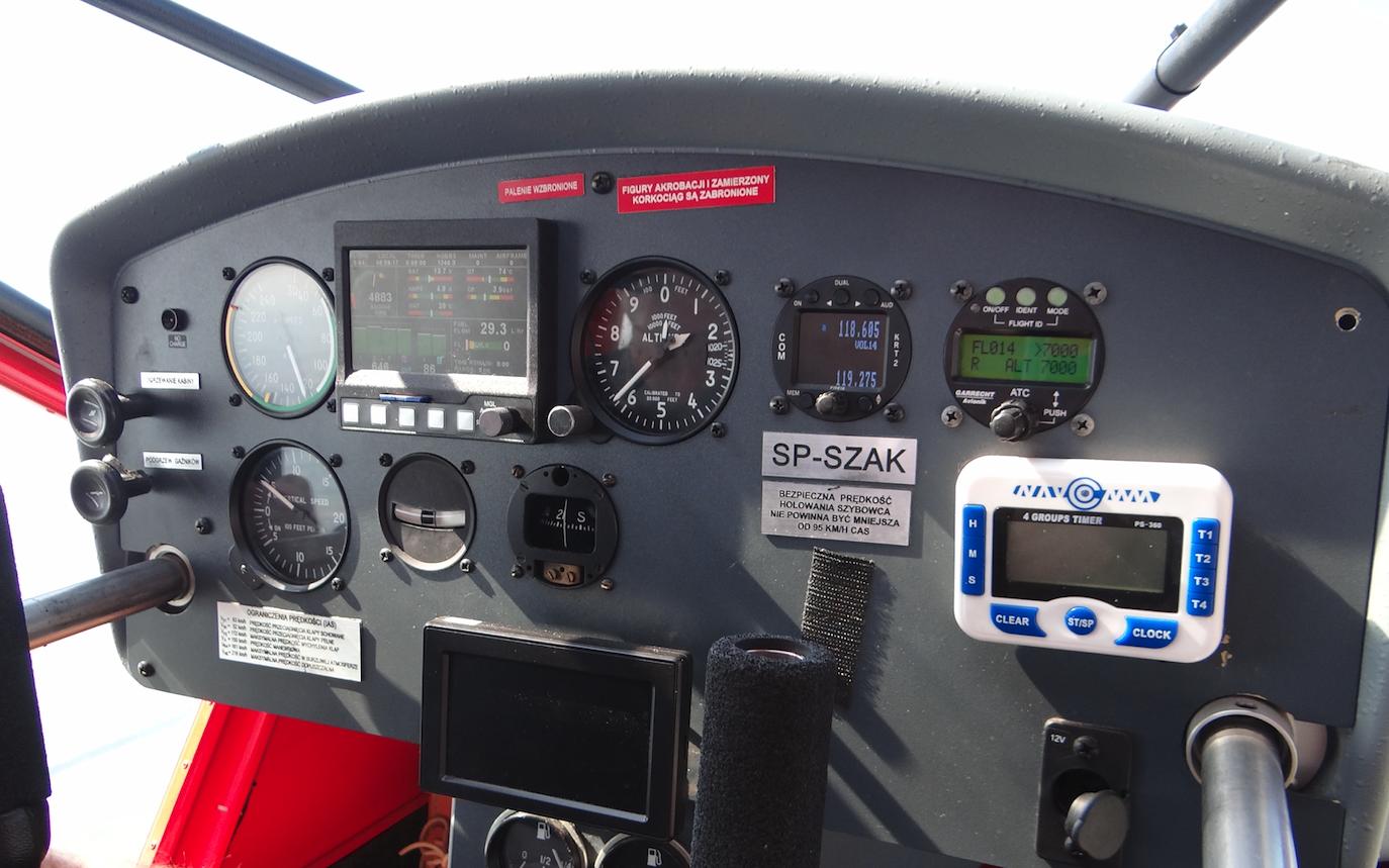 Aeroprakt A-22 L2 SP-SZAK. 2020 year. Photo by Karol Placha Hetman