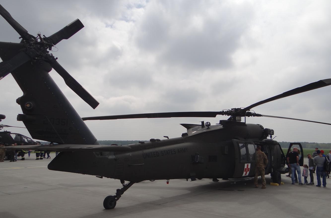 Black Hawk medical. 2019. Photo by Karol Placha Hetman