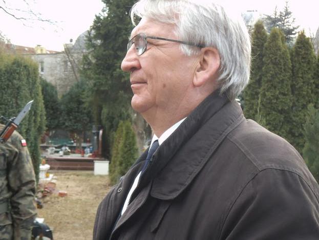 Andrzej Szymczak z Warszawskiego Klubu Seniorów Lotnictwa Warszawa - pilot, fotograf i historyk lotnictwa