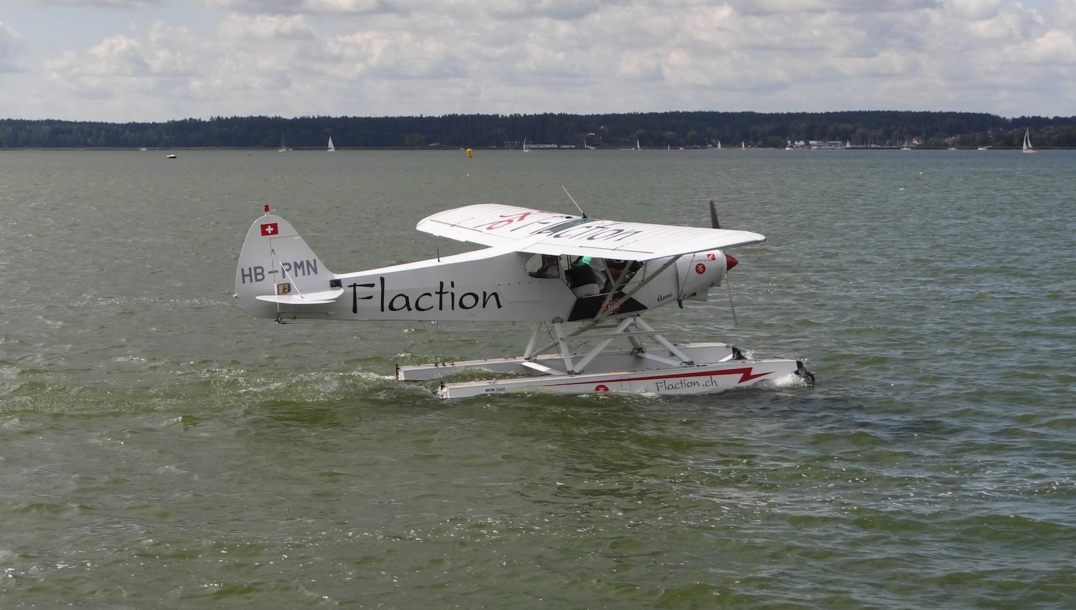 Piper PA-18-150 Super Cub, HB-PMN. 2018 rok. Zdjęcie Karol Placha Hetman