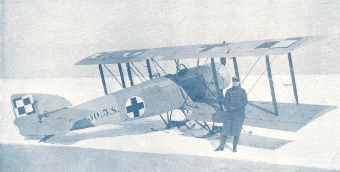 Hanriot H-28 S nr 30.3S. Lotnisko Rakowice-Czyżyny. Zdjęcie LAC