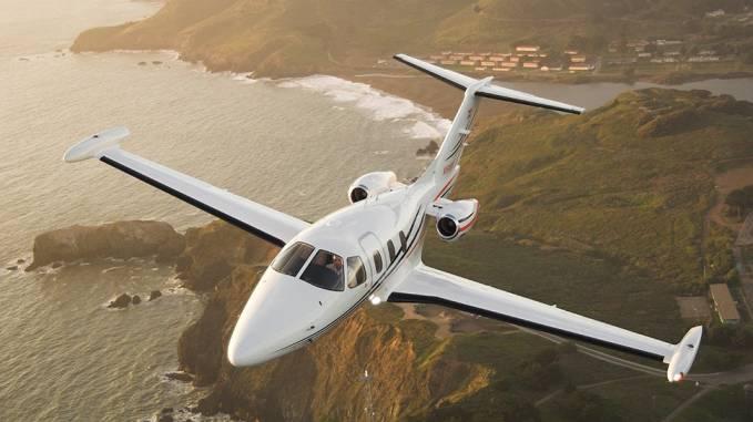 Samolot dyspozycyjny Eclipse 550. 2011r.