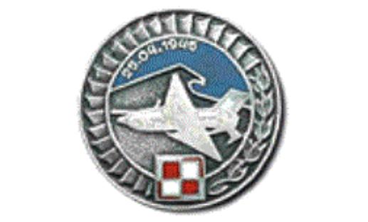 The emblem 11 PLM. Photo by Grzegorz Klimasiński