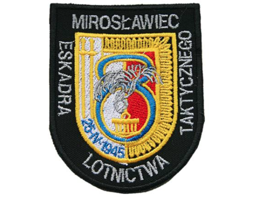 Emblem of the 8th Tactical Aviation Squadron.