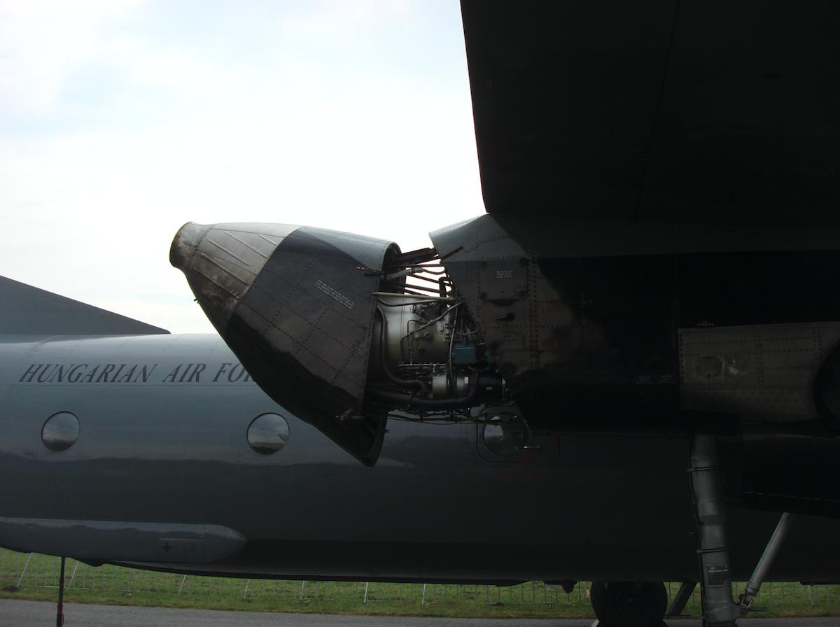 An-26. Radom 2009. Photo by Karol Placha Hetman