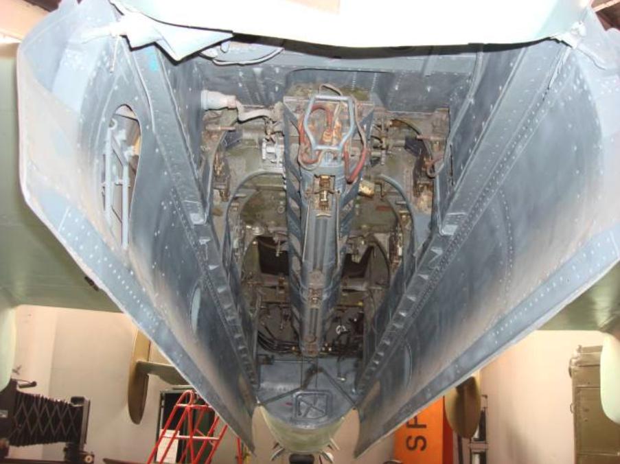 Tu-2. Czyżyny 2008 rok. Zdjęcie Karol Placha Hetman