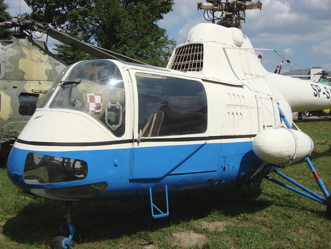 SM-2 w MLP Czyżyny 2008 rok. Zdjęcie Karol Placha Hetman