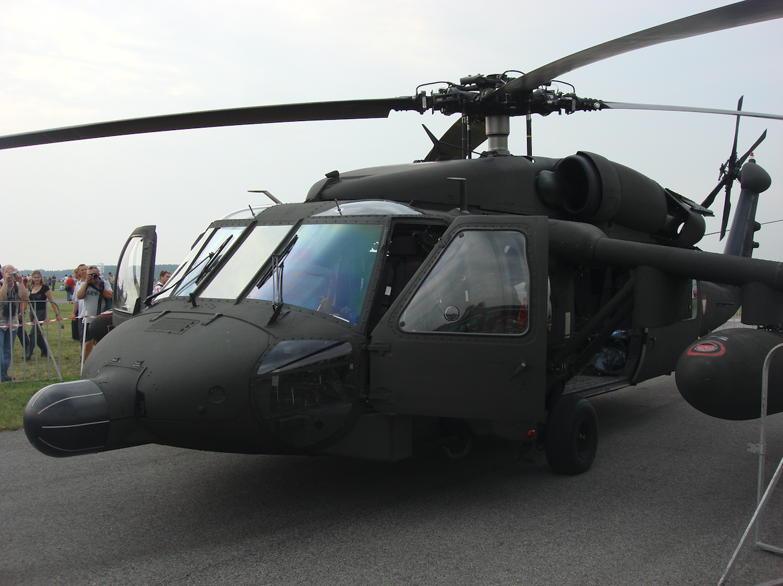 Black Hawk No 6MBB Austria. 2009 Photo Karol Placha Hetman