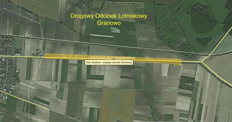 DOL Granowo. 2014 rok. Zdjęcie Wikimapia