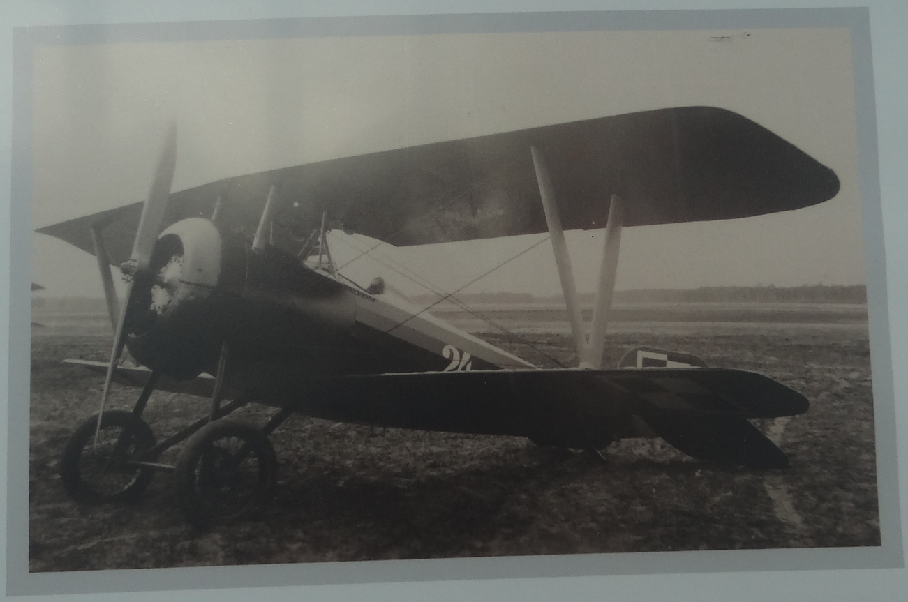 Nieuport 17. Photo of LAC