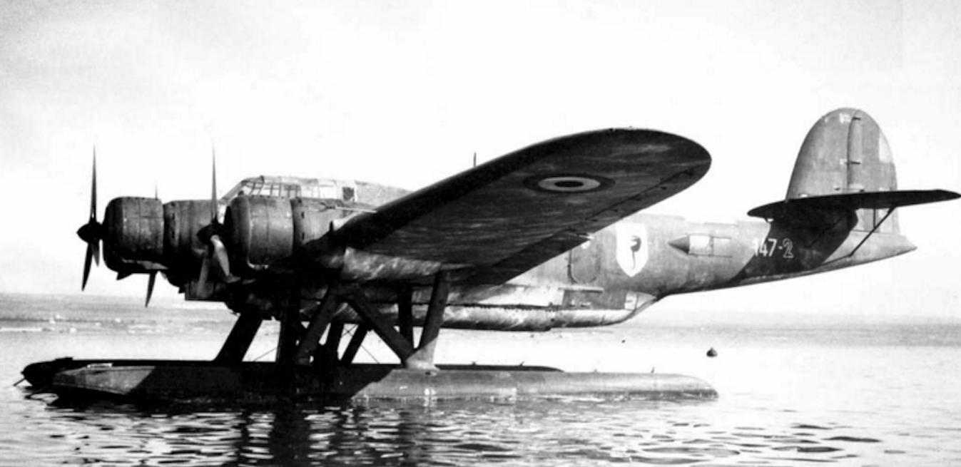 CANT Z-506 B Airone. Zdjęcie Wikipedia