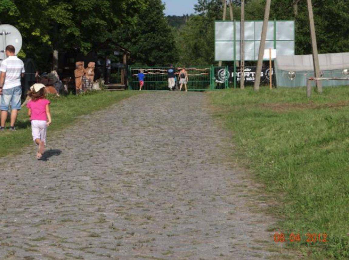 Kętrzyn Wilamowo airport. 2012 year. Photo by Karol Placha Hetman