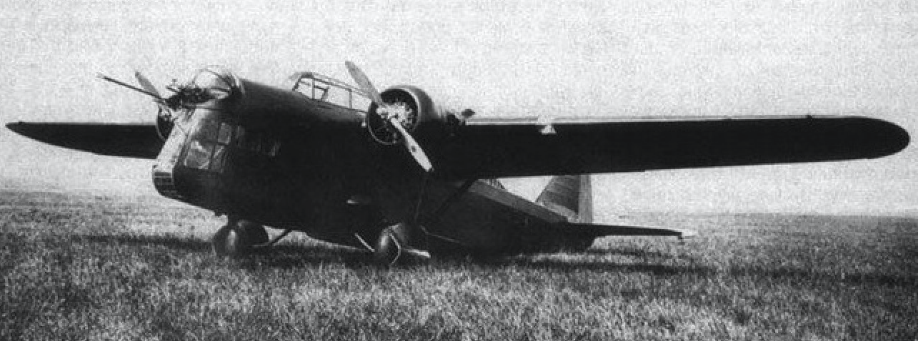 PZL-30 BI. 1936 rok. Zdjęcie LAC