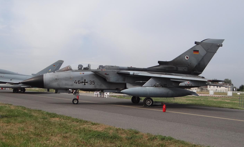 Tornado IDS No. 46-35. West Germany. 2015 year. Photo by Karol Placha Hetman