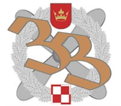 The emblem the 33rd Air Base