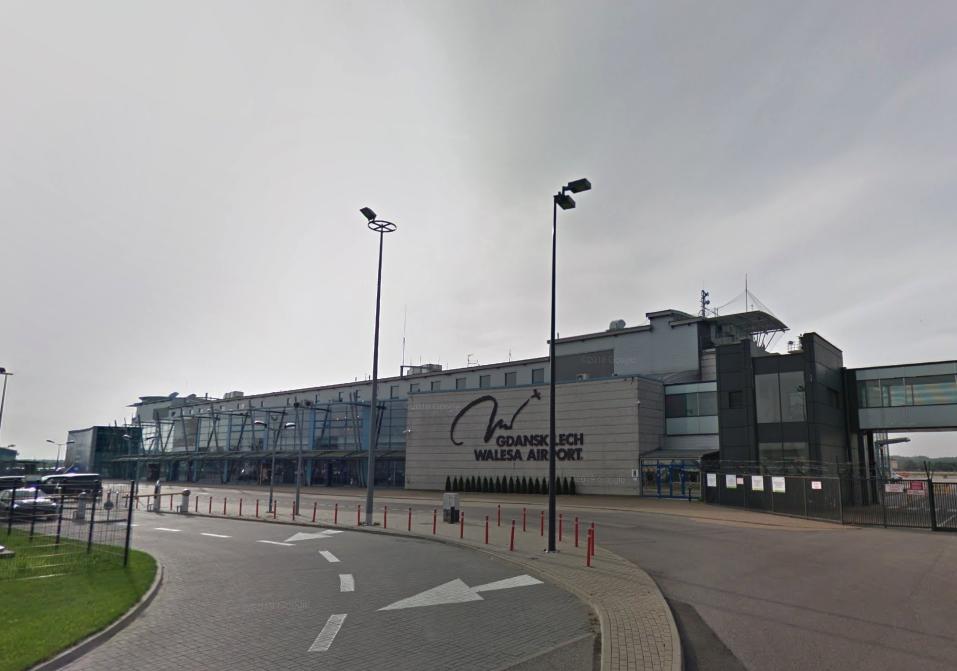 Terminal Rębiechowo. Widok od strony północno-zachodniej. 2012 rok. Zdjęcie LAC