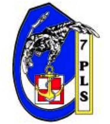 Emblem of the 7th Air Regiment - Navy.