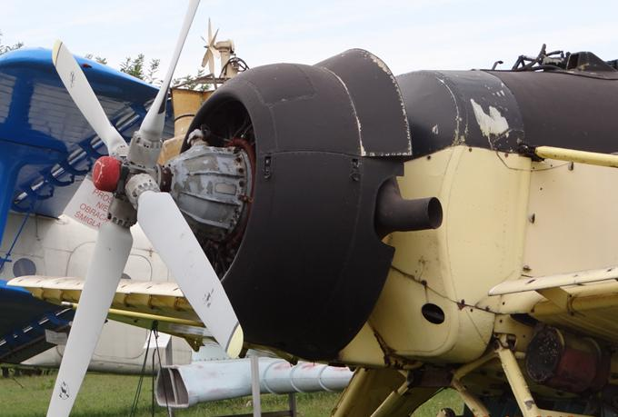 Silnik PZL-3 SR. 2013r.