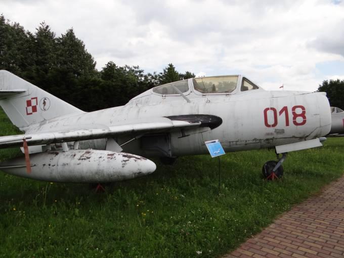SB Lim-2 nb 018 nr 1A06018 Muzeum Lotnictwa Polskiego. 2012r.
