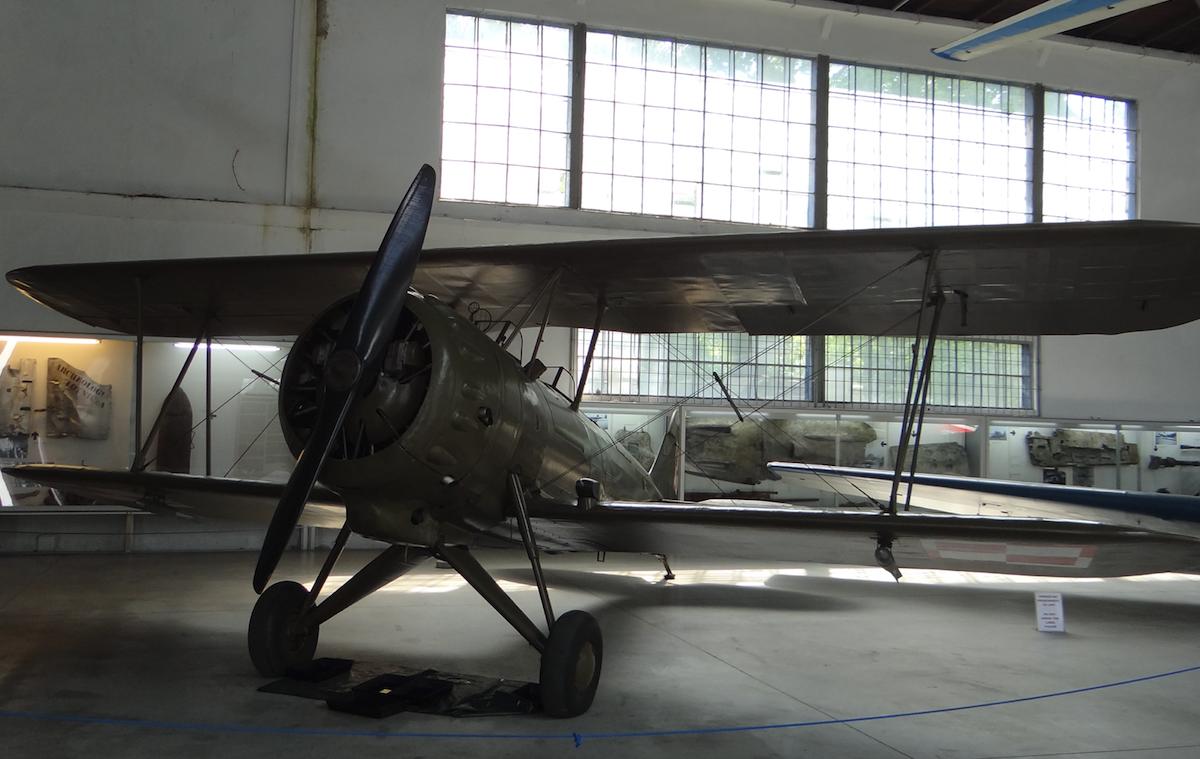 Samolot szkolno-treningowy Podlaskiej Wytwórni Samolotów PWS-26 nr 81-123. 2017 rok. Zdjęcie Karol Placha Hetman