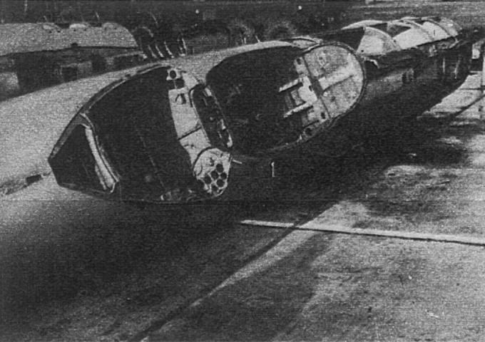 Demontaż MiG-21 PF Lotnisko Łask 15.01.1990r.