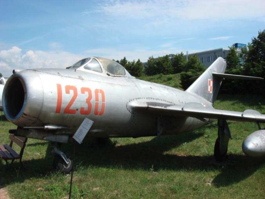 PZL Lim-2 nb 1230. 2007 year. Photo by Karol Placha Hetman
