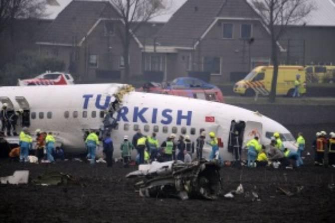 Katastrofa Boeing 737 tureckich linii lotniczych. 2009 rok. Zdjęcie LAC