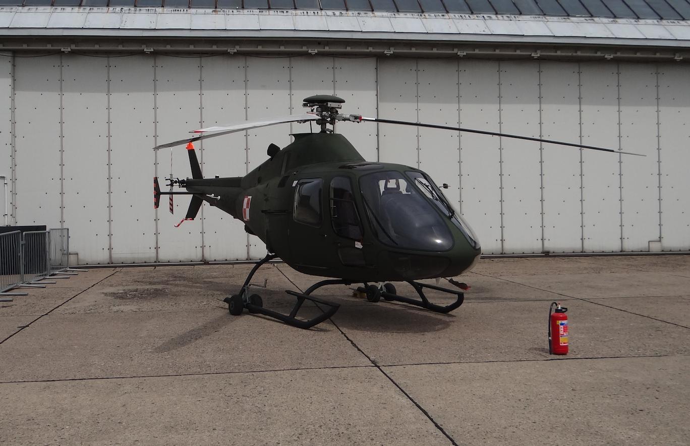 PZL SW-4 Puszczyk nb 6621. 2021 rok. Zdjęcie Karol Placha Hetman