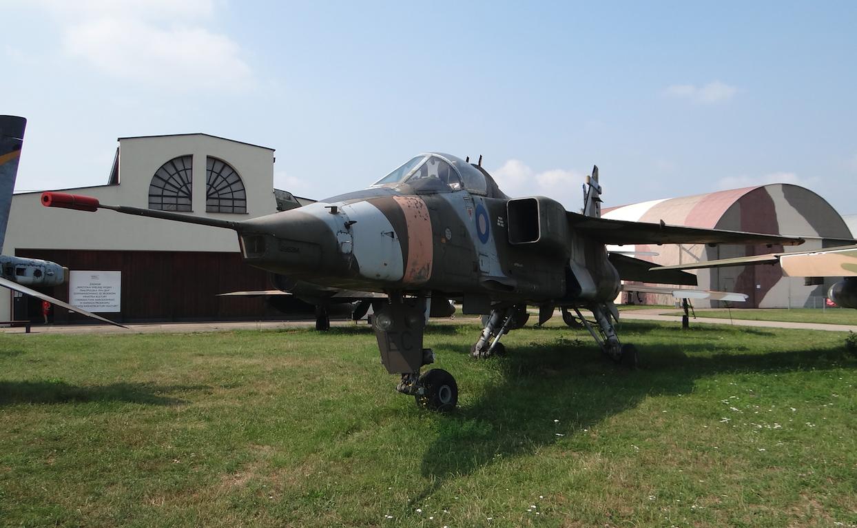 Jaguar GR.Mk.1 nb XX730. Rok 2019. Zdjęcie Karol Placha Hetman