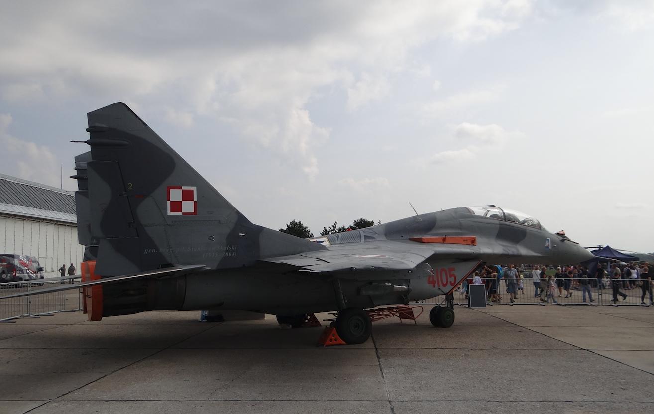 MiG-29. 2017. Photo by Karol Placha Hetman