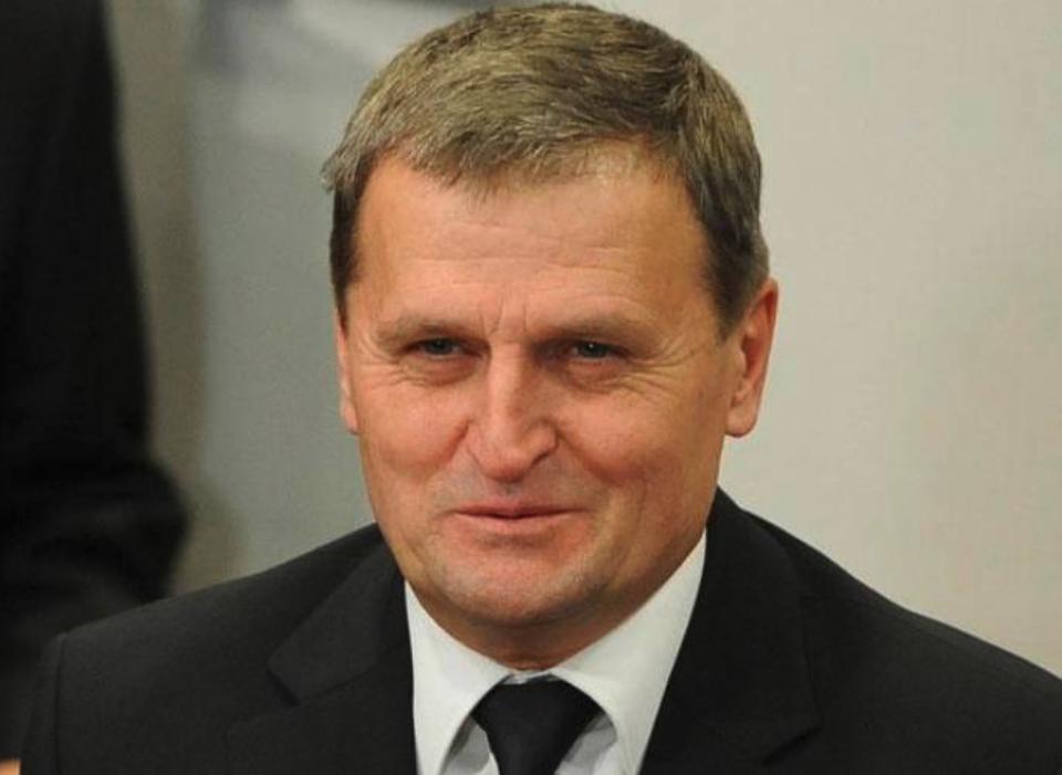 Kapitan Tadeusz Wrona, Polski bohater. 2011 rok. Zdjęcie LAC