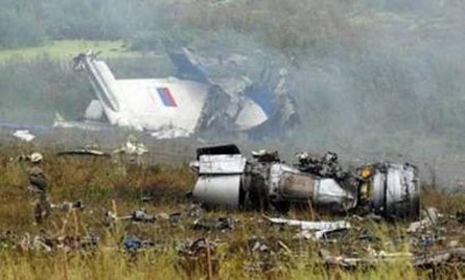 22.08.2006r. Katastrofa Tu-154. Zdjęcie LAC