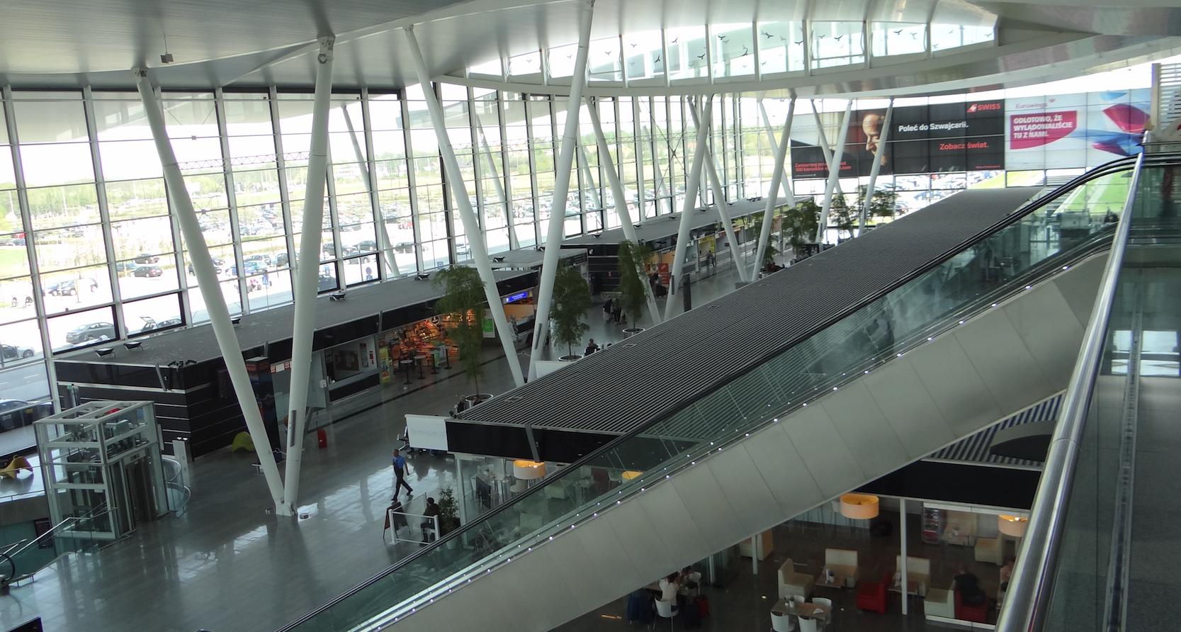 Wrocław. Terminal. 2018 rok. Zdjęcie Karol Placha Hetman