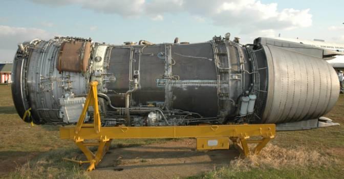 Sołowiow D-30 KU. Zdjęcie LAC