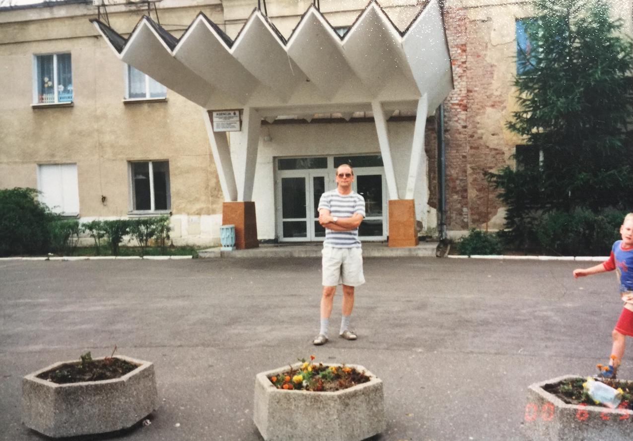 Klub garnizonowy. 2000 rok. Zdjęcie Karol Placha Hetman