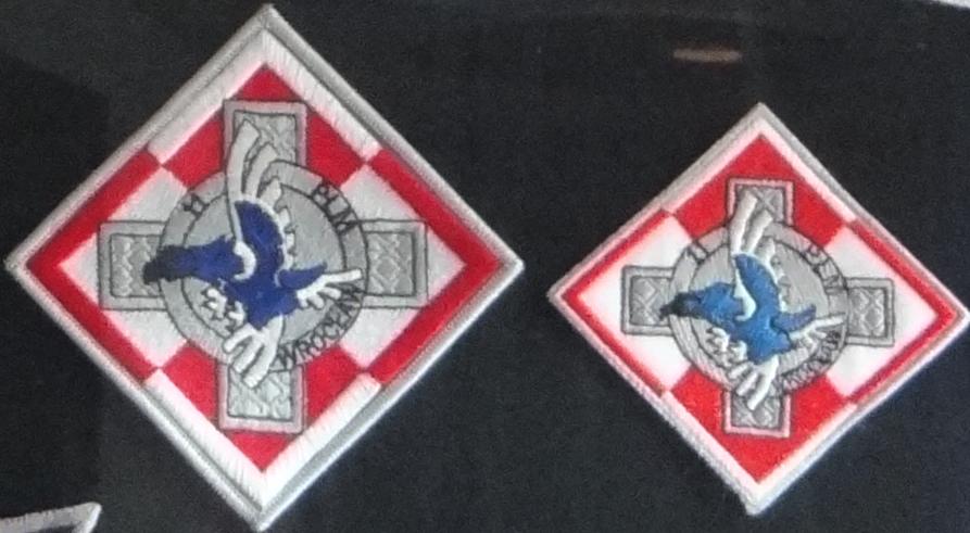 The emblem 11. PLM in Strachowicach. Photo by Karol Placha Hetman