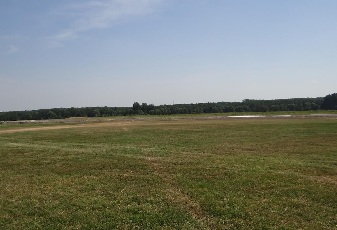 The airport Muchowiec 2019. Photo Karol Placha Hetman