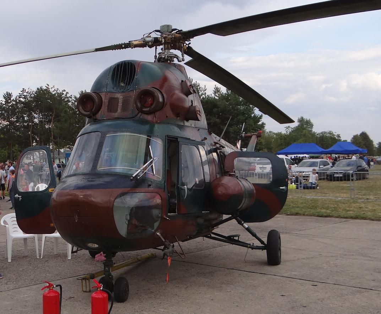 Mi-2 nb 2607, Grupy Poszukiwawczo-Ratowniczej. 2015 rok. Zdjęcie Karol Placha Hetman