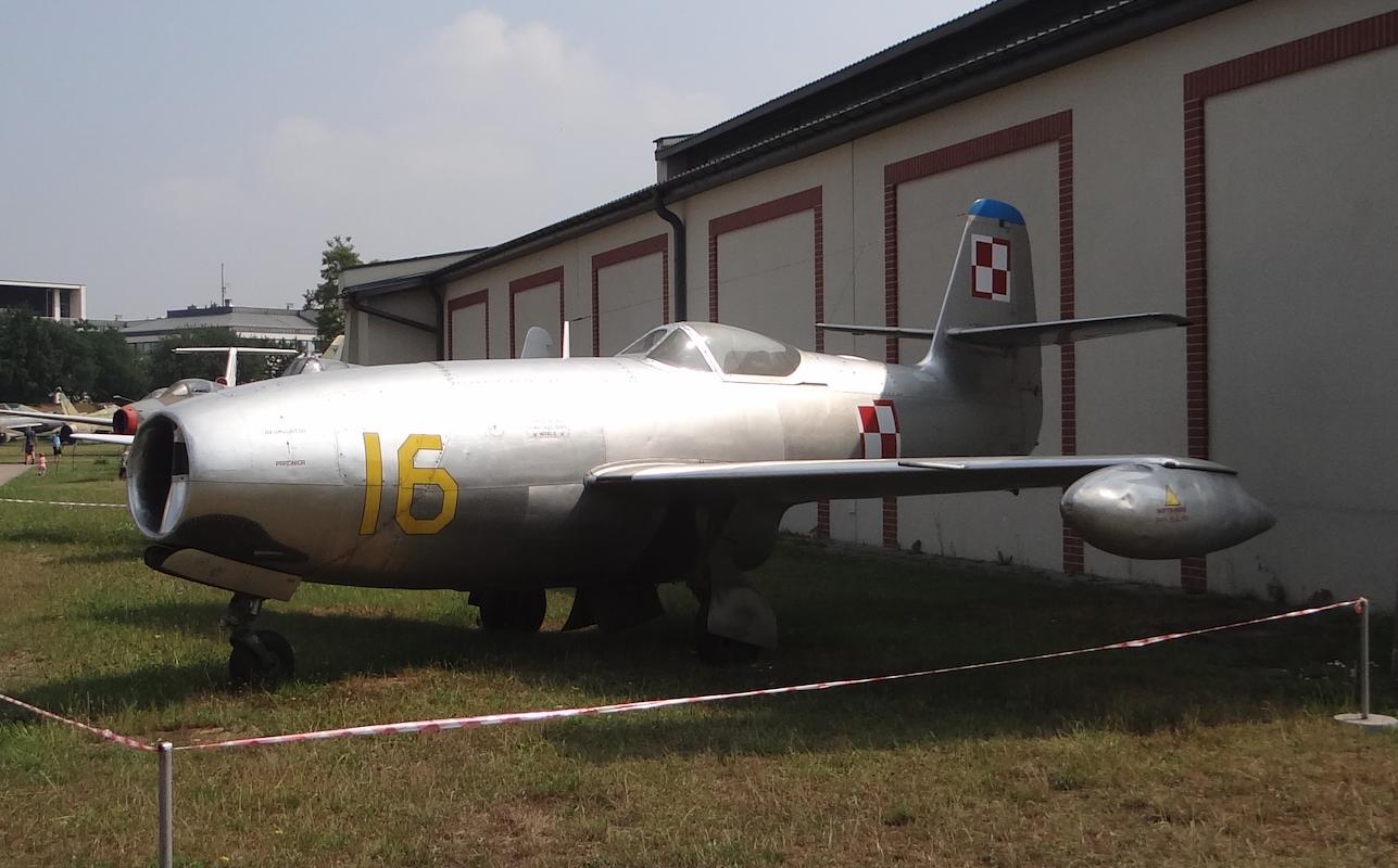 Jak-23 nb 16. 2019 year. Photo by Karol Placha Hetman