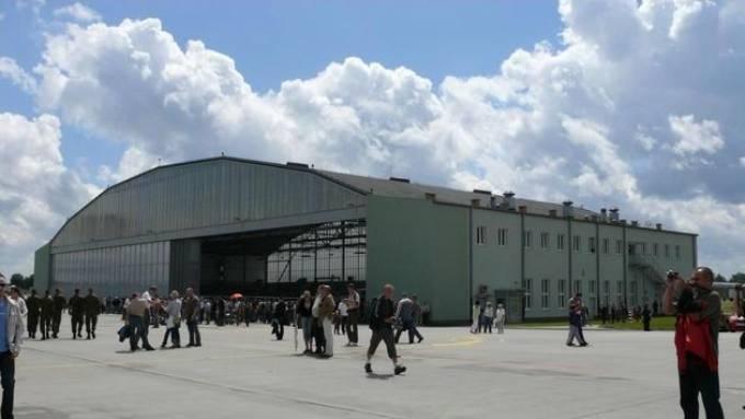 Hangar Nr 1. 2007r.