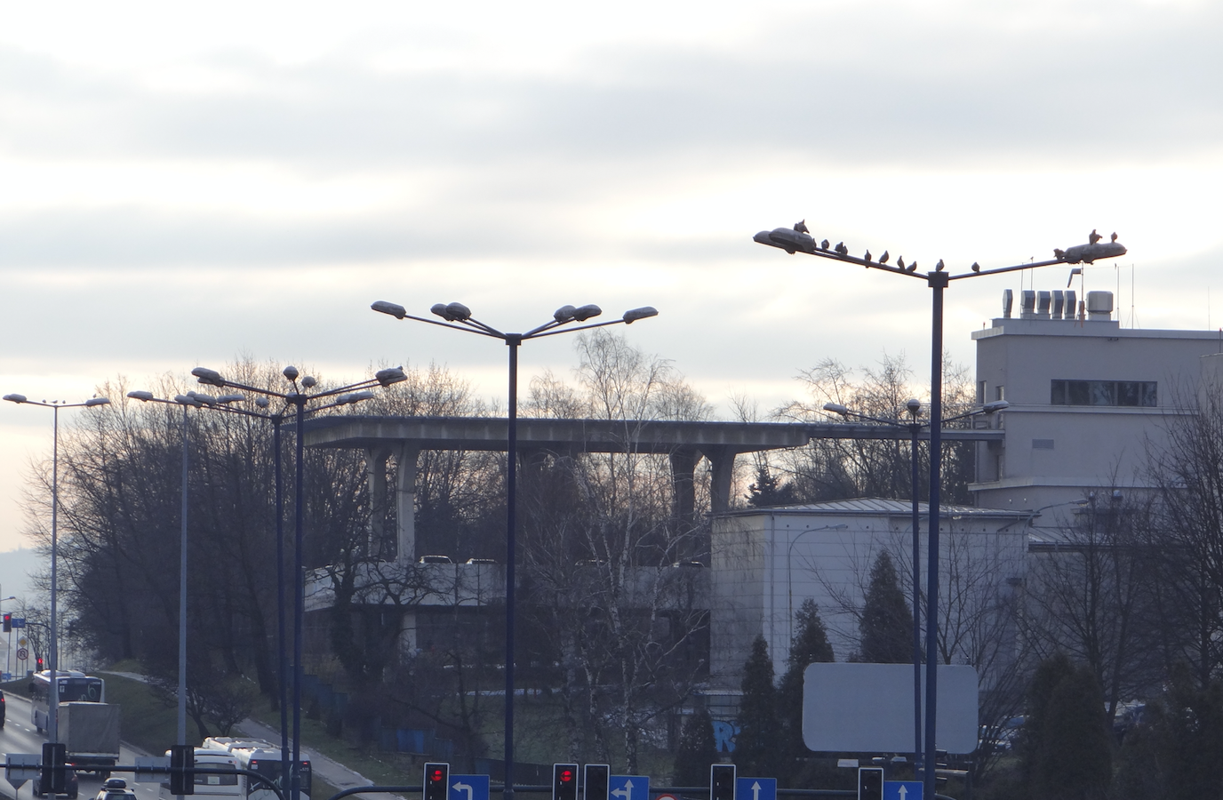 Heliport Kraków Prokocim. 2019 rok. Zdjęcie Karol Placha Hetman