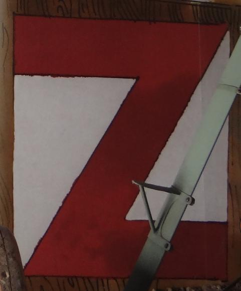 """Zanim namalowano Biało-Czerwoną Szachownicę, była litera Z, czyli """"Zwycięstwo"""". Albatros C.I w Muzeum Lotnictwa Polskiego - Czyżyny 2018 rok. Zdjęcie Karol Placha Hetman"""