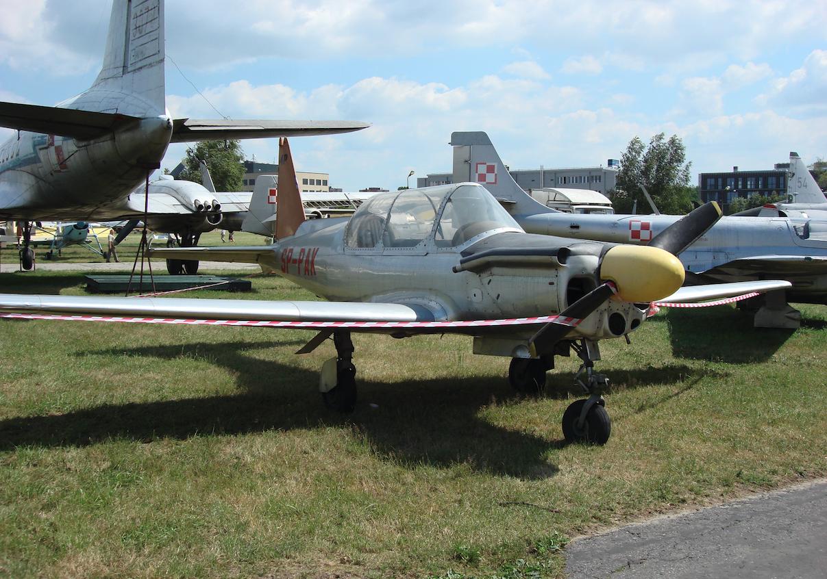 PZL M-4 Tarpan SP-PAK. 2008 year. Photo by Karol Placha Hetman