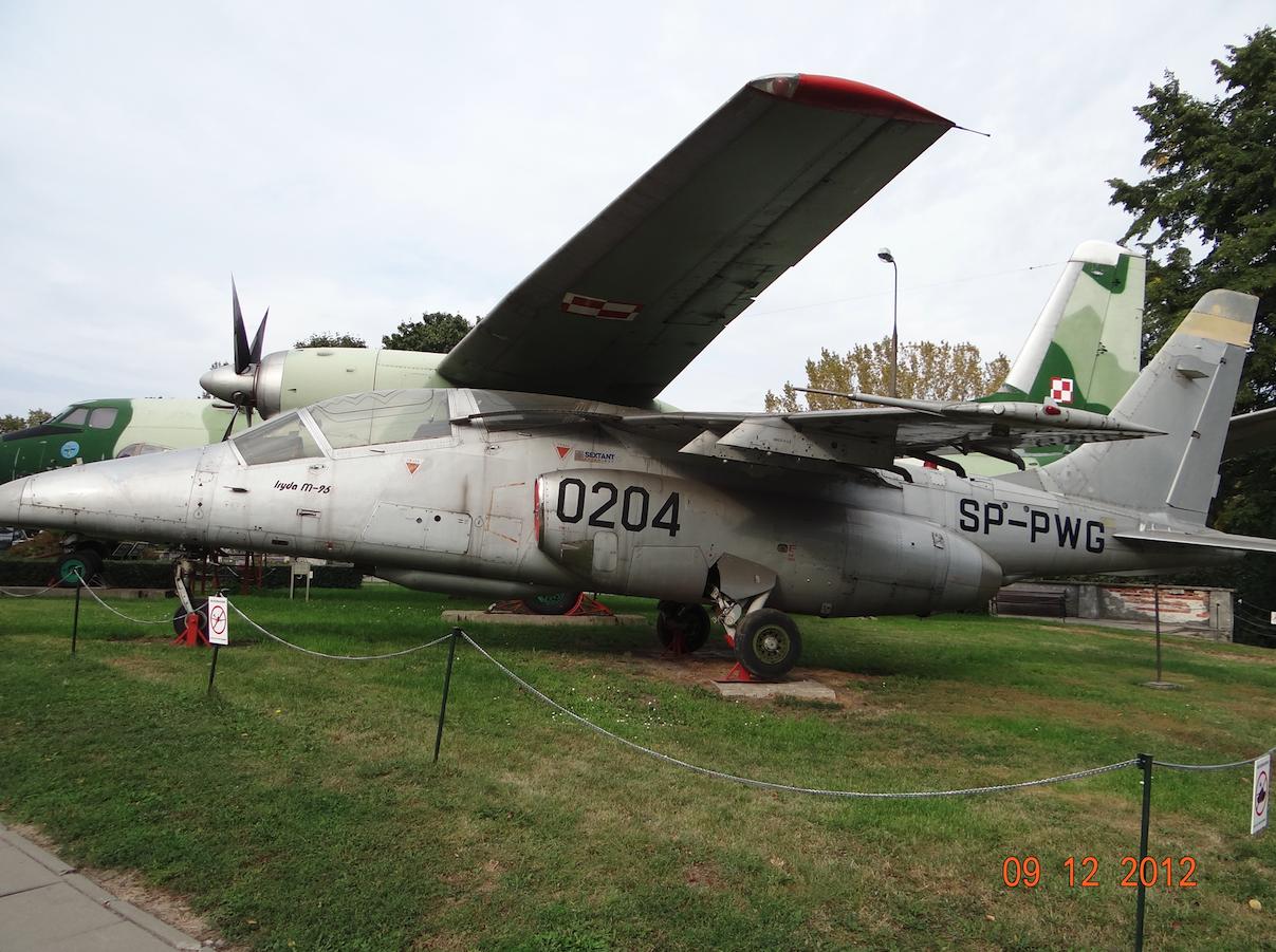 PZL I-22 nb 0204, SP-PWG. 2012 rok. Zdjęcie Karol Placha Hetman