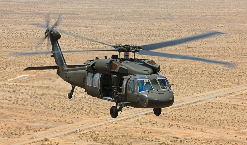 Black Hawk UH-60M. Photo by Lockheed Martin