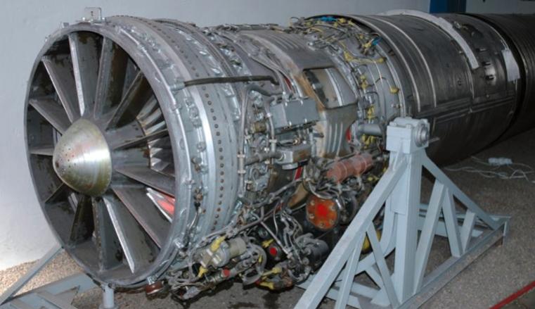 Silnik AL.-7 F Czyżyny. 2000 rok. Zdjęcie Karol Placha Hetman